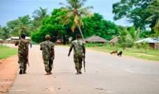 صورة متشددون يستولون على جزيرتين قريبتين من مشروع مهم للغاز في موزمبيق