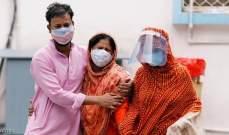 صورة وزارة الصحة الهندية: تسجيل 6,1 ملايين إصابة بفيروس كورونا