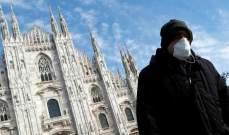 صورة 269 ألفا 214 حالة إصابة بكورونا في إيطاليا بالإضافة الى 35483 وفاة