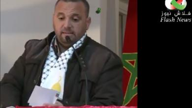 صورة مغربي أمازيغي حر يكشف المخطط الصهيوني الذي يستهدف الامازيغ في منطقة شمال افريقيا …