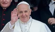 صورة الفاتيكان:البابا سيلقي رسالة عيد الميلاد من داخل الفاتيكان بسبب كورونا