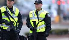 صورة الشرطة الهولندية تعتقل مئات الأشحاص في مظاهرات ضد العزل العام