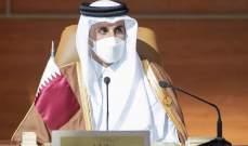 صورة أمير قطر: استشعارا بالمسؤولية التاريخية وتلبية لآمال شعوبنا شاركت بقمة العلا لرأب الصدع
