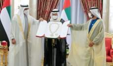 صورة حاكم دبي: أنور قرقاش يغادر وزارة الخارجية للعمل كمستشار دبلوماسي لرئيس الدولة