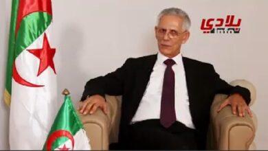 صورة ماذا حدث مع وزير الصناعة فرحات آيت علي إبراهيم … أين كيف لماذا و من يقف وراء الحادث ؟؟؟