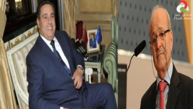 صورة وزير الفلاحة المغربي احنوش ، رجل الاعمال اسعد ربراب هل يتم اللقاء بحضور الطرف الاسرائيلي ؟؟؟