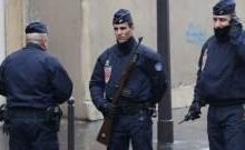 صورة أ.ف.ب: قتيل وجريح في إطلاق نار أمام مستشفى بالعاصمة الفرنسية باريس