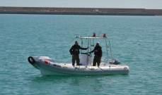 صورة خفر السواحل التونسي أنقذ 92 مهاجرا غير نظامي بعد تعطل مركبهم جنوب شرق البلاد