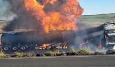 صورة مقتل 7 أشخاص وإصابة 30 آخرين بحادث سير في جنوب افريقيا