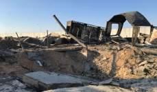صورة التحالف الدولي ضد داعش: استهداف قاعدة عين الأسد في العراق ولا إصابات