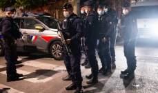 صورة الشرطة الفرنسية اعتقلت شخصين بشبهة قتل أحد عناصرها بالرصاص في أفينيون