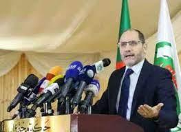صورة أكبر حزب إسلاميّ جزائريّ يفتح الباب لدخول الحكومة المقبلة لكن بشروط محدّدة
