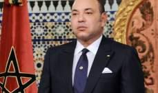 صورة الملك المغربي يأمر بفتح المساجد المغلقة في البلاد