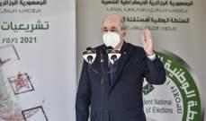 صورة تبون: الجزائر تسير بالطريق الصحيح ومن حق مقاطعي الانتخابات إبداء رأيهم دون التأثير على الآخرين