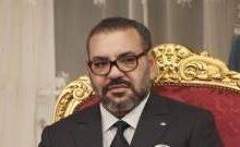 صورة ملك المغرب لرئيس الحكومة الإسرائيلية: سنواصل الخدمة لسلام عادل بالشرق الأوسط