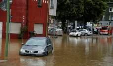 صورة 19 قتيلا على الأقل ونحو 50 مفقودا جراء الأمطار الغزيرة والفيضانات بألمانيا