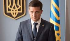 صورة رئيس أوكرانيا يأمر بحجب مواقع إلكترونية لـ12 شركة روسية