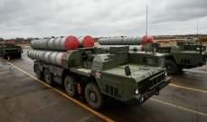 """صورة انترفاكس: صفقة """"S400"""" جديدة بين روسيا وتركيا"""