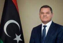 صورة رئيس الحكومة الليبية متهم أمام الشعب