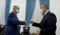 صورة أمين عام جامعة الدول العربية: ندعم دور العراق النشط في محيطه العربي والإقليمي