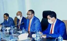 صورة وزير الخارجية الإثيوبي يكشف رغبة بلاده في استئناف المفاوضات الثلاثية حول سد النهضة