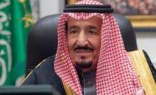 صورة ملك السعودية بعث رسالة خطية لرئيس جنوب السودان تتعلق بالعلاقات الثنائية وسبل تطويرها