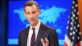 صورة واشنطن: لن نشارك في محادثات موسكو حول أفغانستان